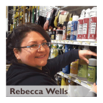 Harnagel Building Supply, Angeles Millwork, employees, Port Angeles, Retail sales, Customer Service, Rebecca Wells, Inventory