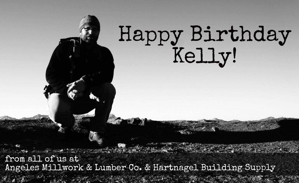 Happy Birthday to Kelly Fox!