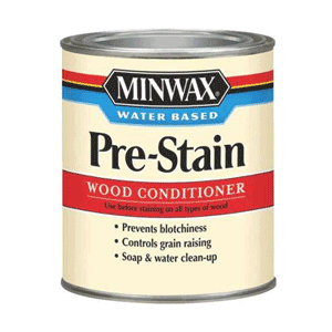 Water Based Pre-Stain Wood Conditoner