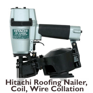 Air Tools and Compressors, For Rent, Tools, Port Angeles, Sequim, Lumber, Peninsula, Washington, Pneumatic, Airgun, Construction, Hitachi, Brad Nailer, Strip Nailer, Coil Siding Nailer, Finish Nailer