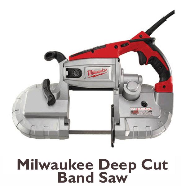 Icon Milwaukee Deep Cut Band Saw 6230