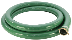 Suction hose for water pump for rent at Angeles rentals in Port Angeles, Washington