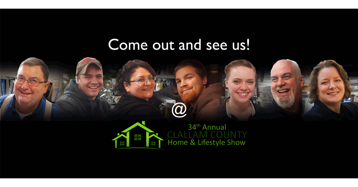 34th Annual Clallam County Home And Life Style Show At