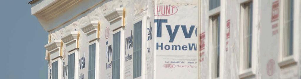 TYVEK-HOUSE