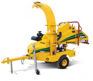 Vermeer BC600XL chipper