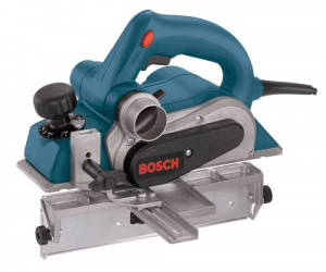 Bosch Planer for woodworking and for rent at Angeles rentals in Port Angeles, Washington