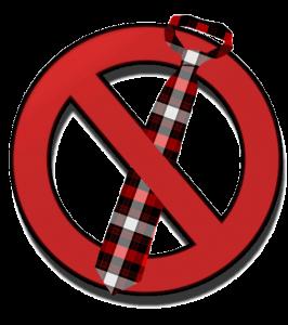 no-tie