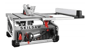 Skilsaw Spt70wt 10 Quot Worm Drive Table Saw