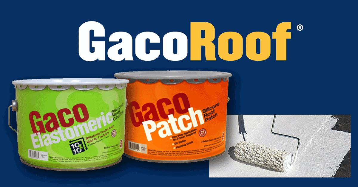 Gaco Roof Coatings