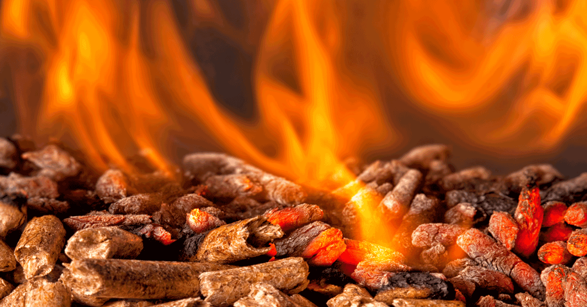 Clean Burn Wood Pellets – We'll keep you warm all season with these prices!