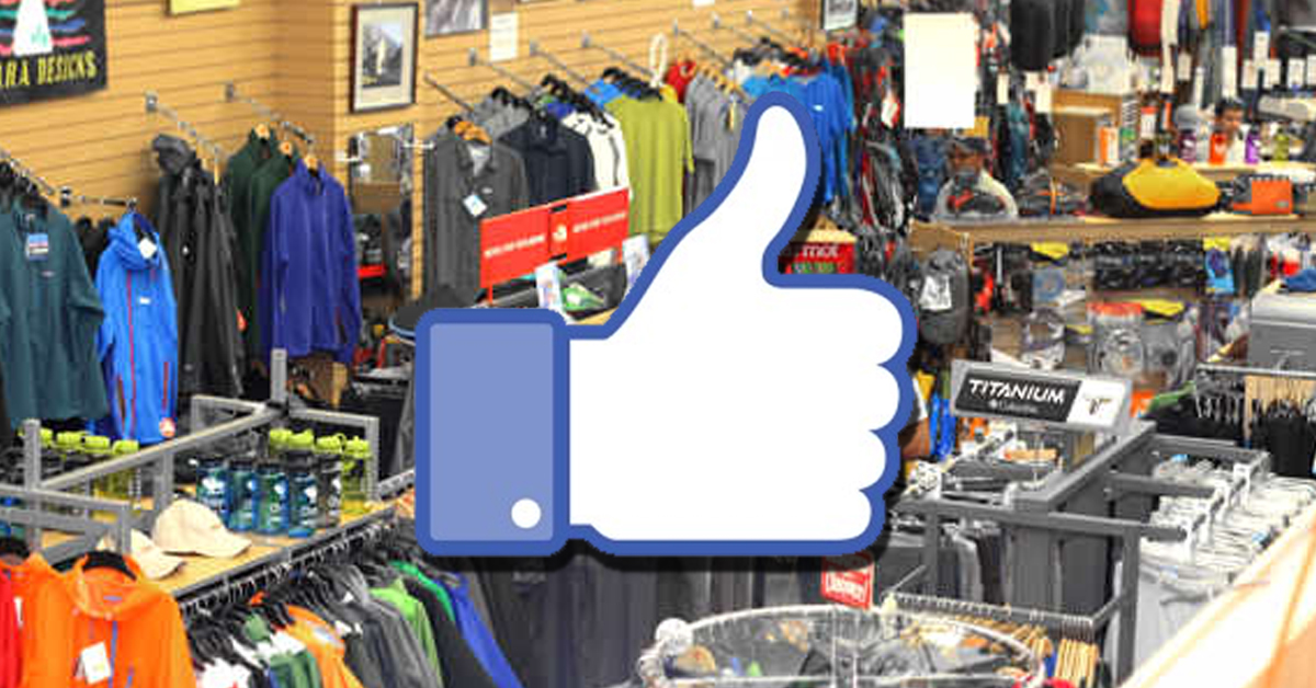 WIN a Browns Outdoor $200 Gift Card by liking us on Facebook!