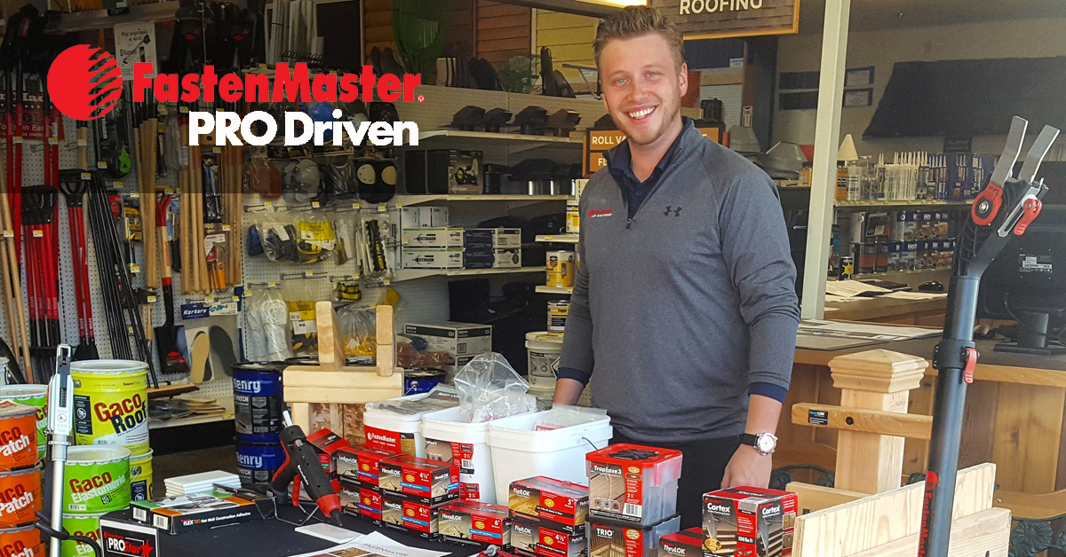 FastenMaster In-Store Video Demos
