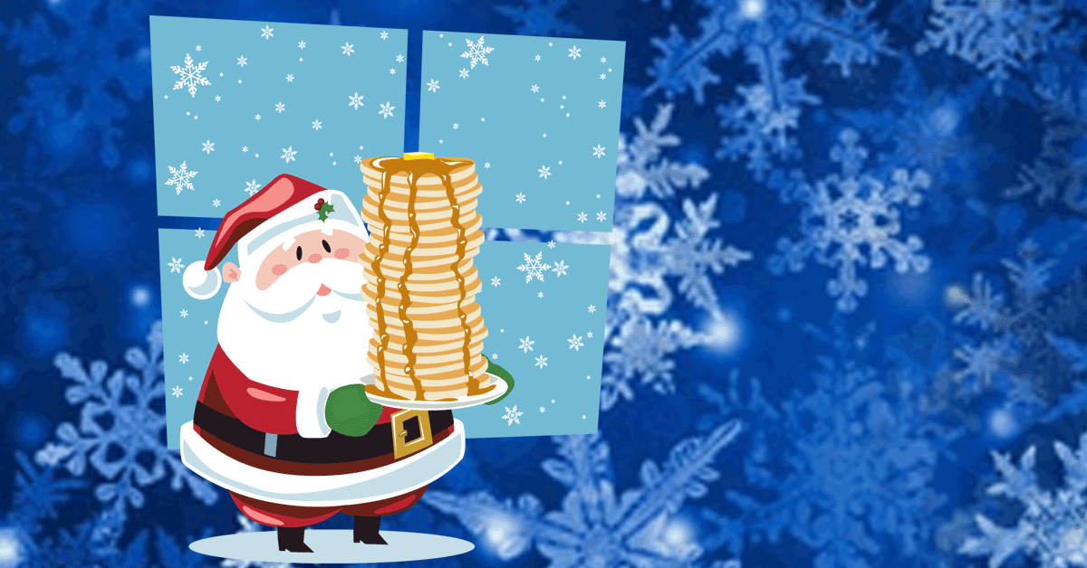 "The 12th Annual KONP ""Breakfast with Santa"""