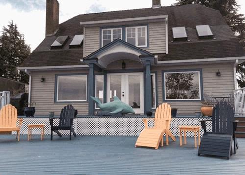 Decks & Outdoor Living Areas