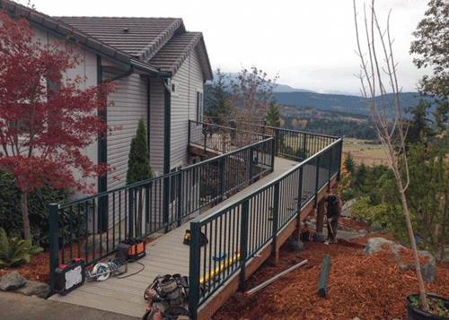 Decks & Walkways