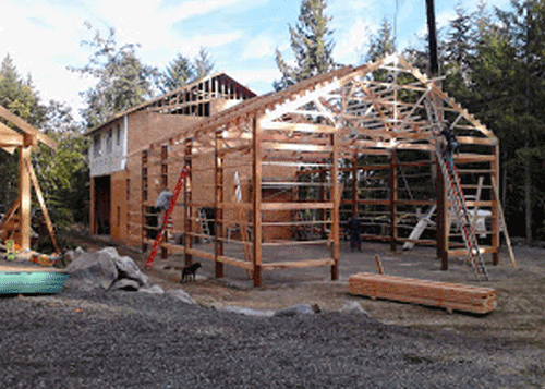 Pole Barn & Garage Construction