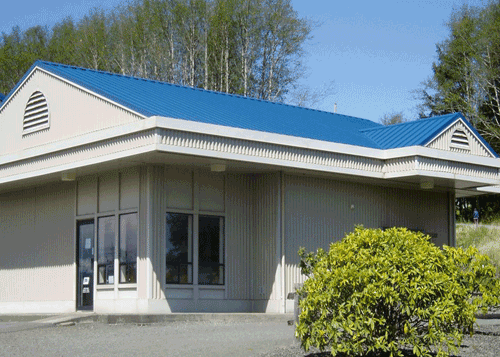 PUD Building - Metal Roofing