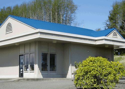 PUD Building - Metal Roofing