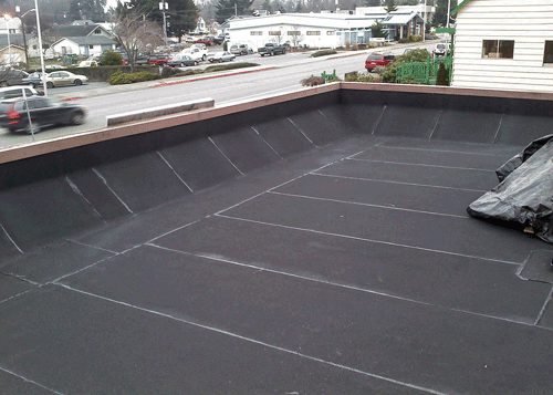 Torch Down Roofing