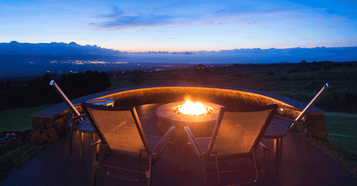 Don't Forget to Enter to Win a Grand Firepit!