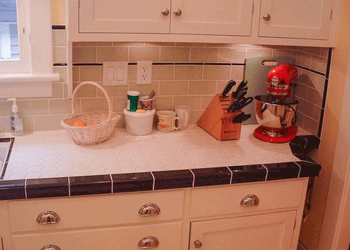 Period Cabinetry Remodel