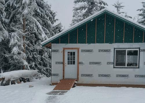 Small Home Build