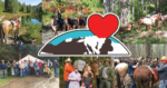 July Community First Saturday Benefiting Mt Olympus Chapter of the Back Country Horsemen