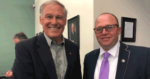 Lumber Traders CEO Fox Meets With Governor Inslee