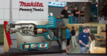 Employees Increase Knowledge with Makita Power Tools Training