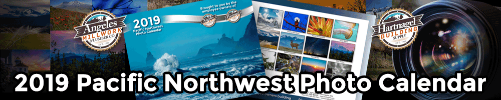 Photo Calendar with Landscape and Nature Images of the Northwest
