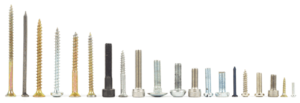 Group of Fasteners