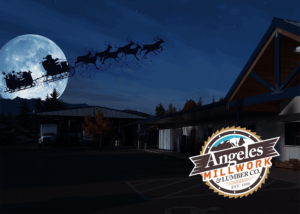 Christmas at Angeles Millwork & Lumber Co.