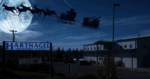 'Twas the week before Christmas… in a Port Angeles Employee Owned Lumber Yard.