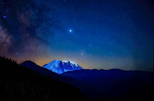 Sky & Earth Enumclaw, WA By Allen Olivieri