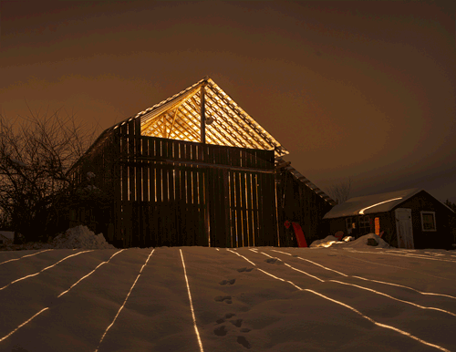 Todd's Barn Sequim, WA By Ken Kennedy