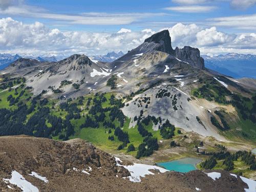 Black Tusk Garibaldi Provincial Park, B.C. By Scott Moore