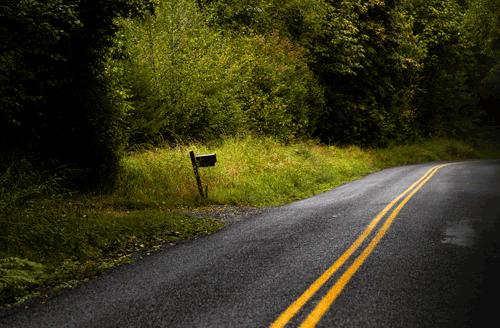 Rural Matlock, WA By William Dodge
