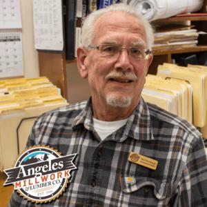 Smiling Contractor Salesman Paul Stumbaugh