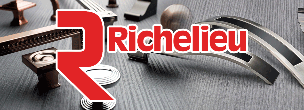 Richelieu cabinetry hardware and pulls