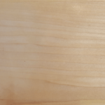 Close up of East Maple wood texture