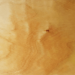 Close up of red alder wood texture