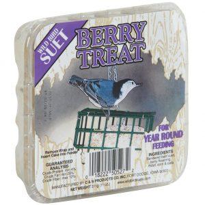 11OZ BERRY TREAT SUET $1.79 + 25% OFF!