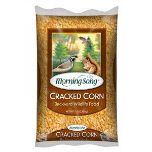 5# CRCKED CORN BIRD FOOD $3.99 + 25% OFF!