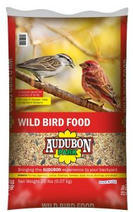 WILD BIRD FOOD - 20# YEAR ROUND $9.99 + 25% OFF!