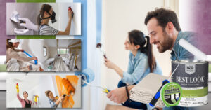 HOW TO PAINT INTERIOR SPACES FEATURED IMAGE