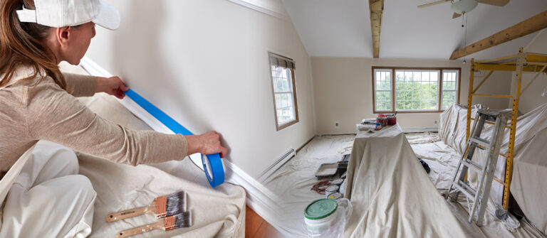 IMAGE 2 HOW TO PAINT INTERIOR SPACES