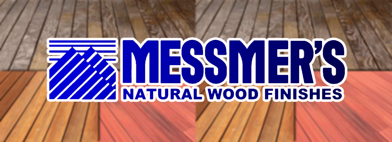 MESSMERS WOOD STAIN