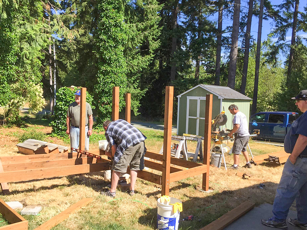 Ramp Building Process 2