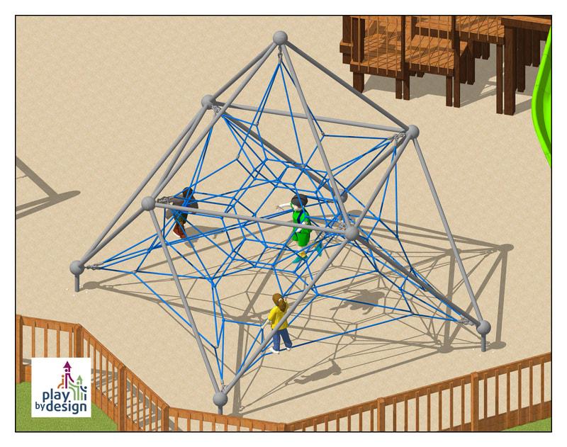 padp detail 7 net climber