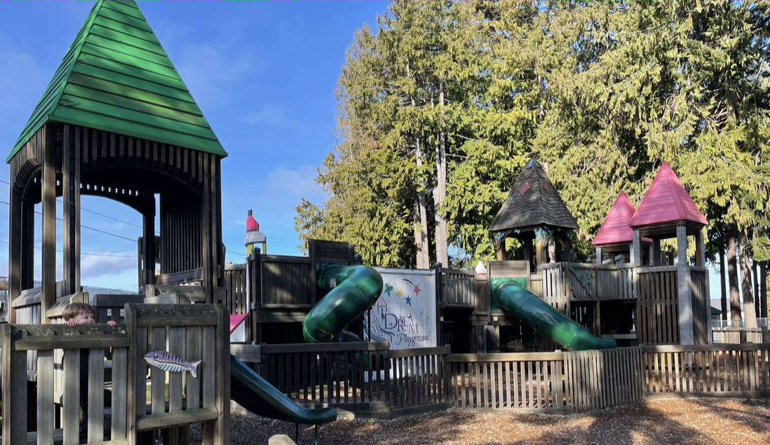 playground front angle